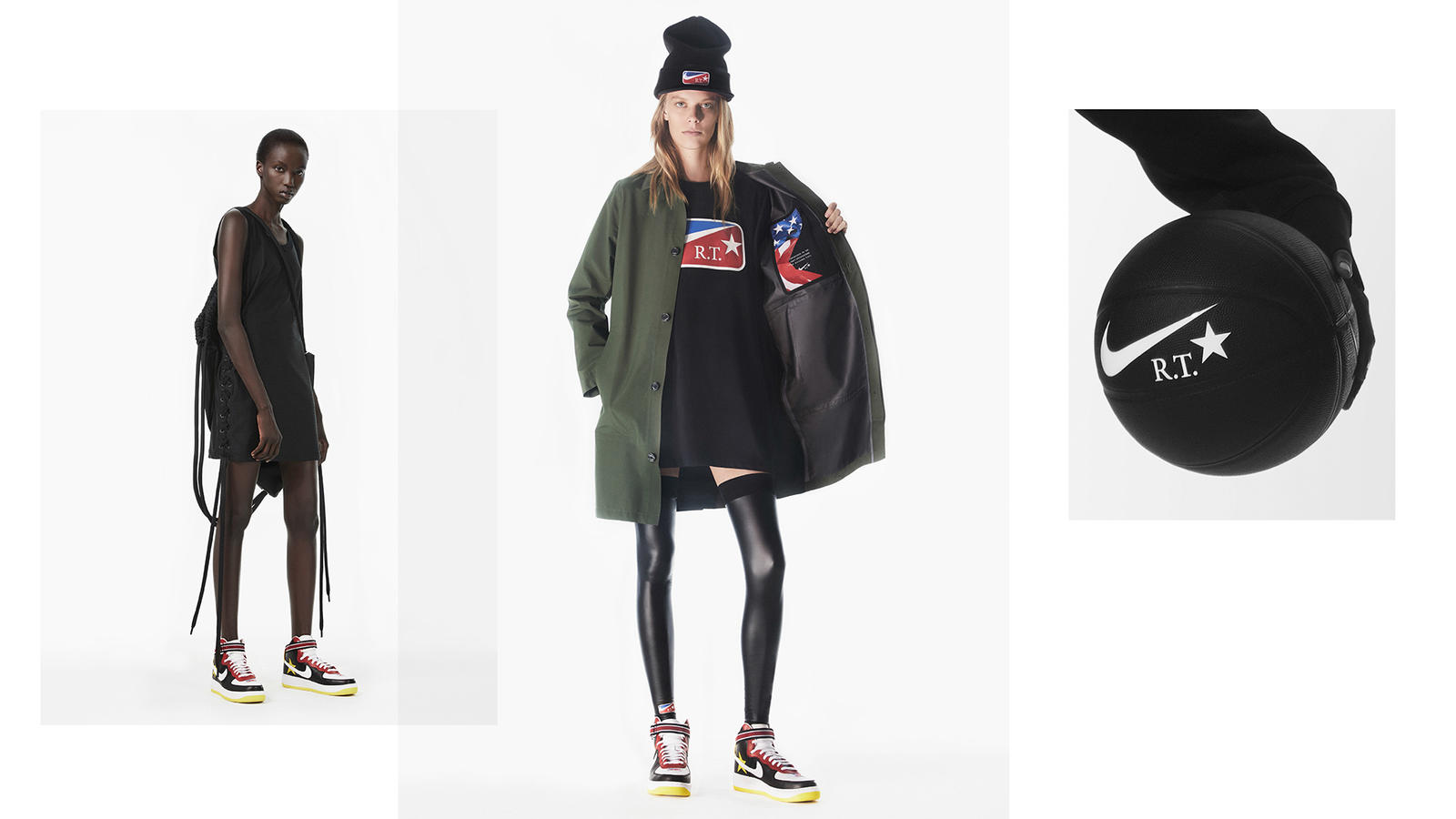 electrodo fuerte canal  Riccardo Tisci's Victorious Minotaurs Deliver Mix of Sporty Elegance - Nike  News