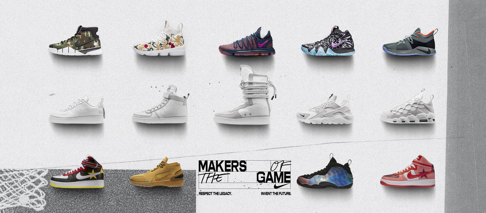 Nike's 2018 NBA All-Star Shoes and Apparel