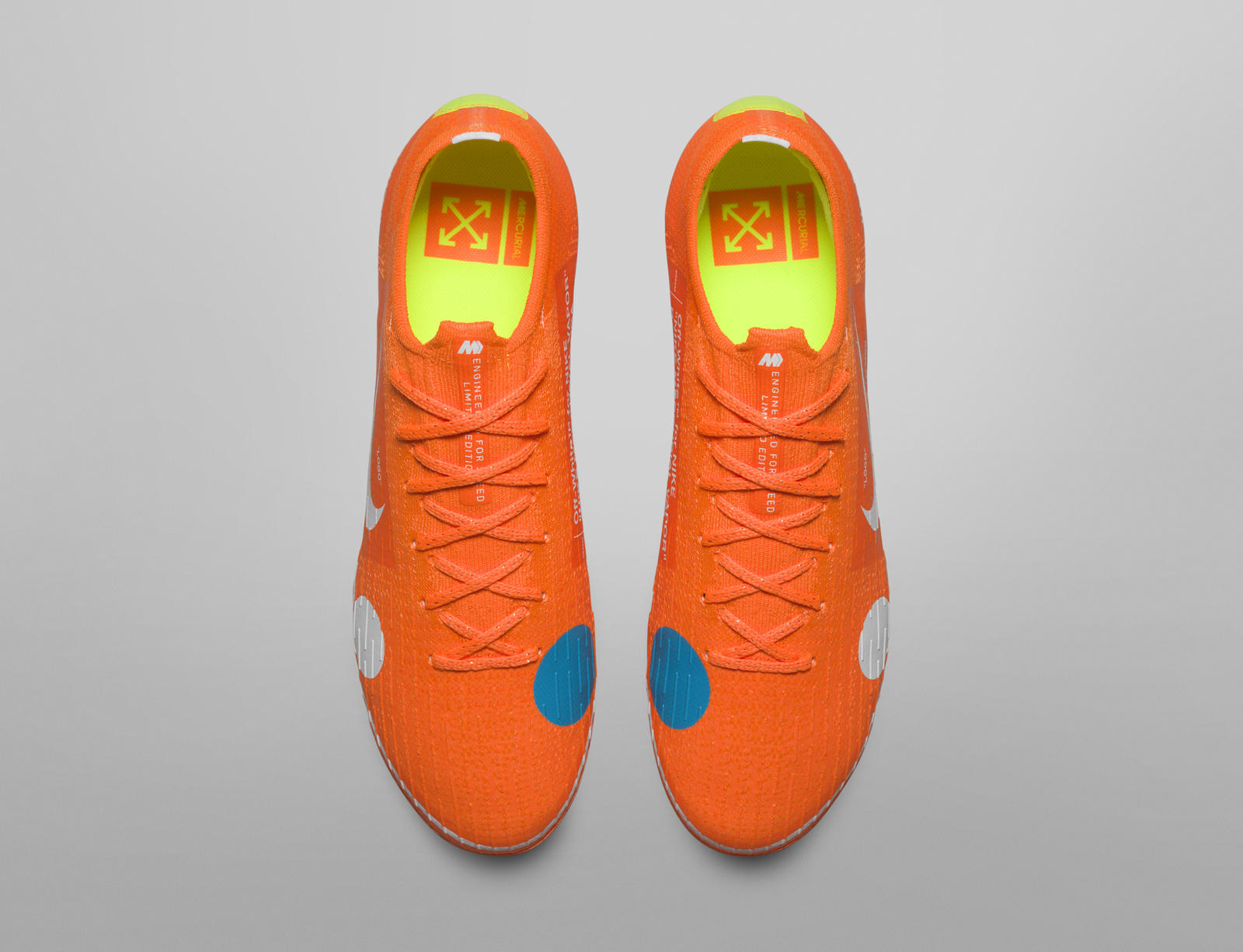 0cb0eb9b4 Virgil Abloh Reveals the Design Intent Behind his Mercurial Vapor ...