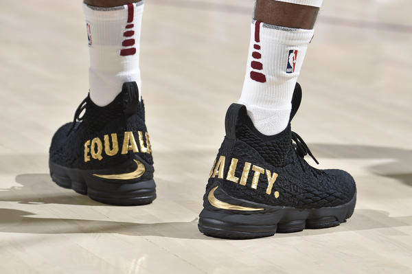 "How to Get the LeBron 15 ""EQUALITY"""