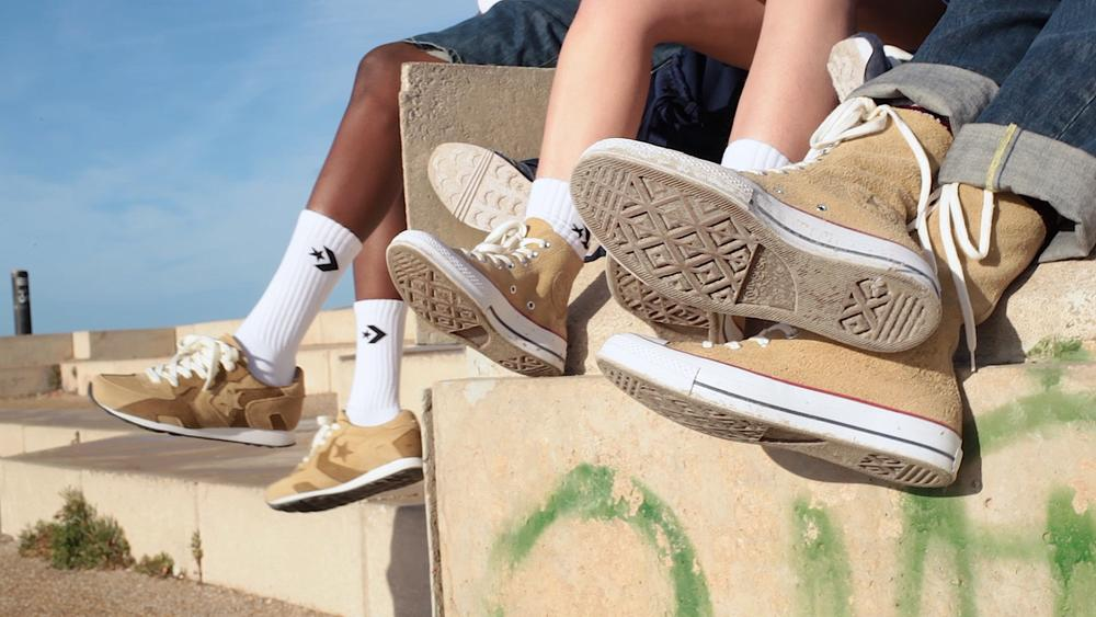 The New Converse by JW Anderson Collection