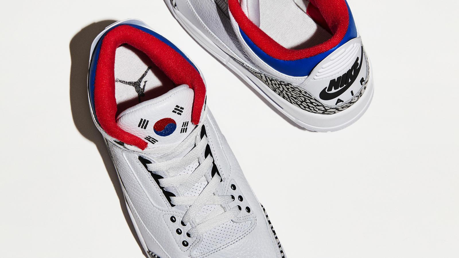 Air Jordan III Seoul - Nike News