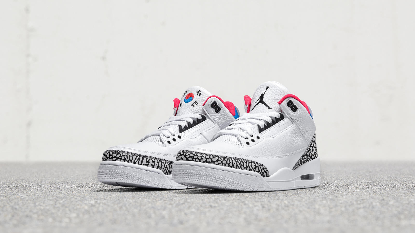 1dc11db3b2c676 Air Jordan 3 Seoul - Nike News