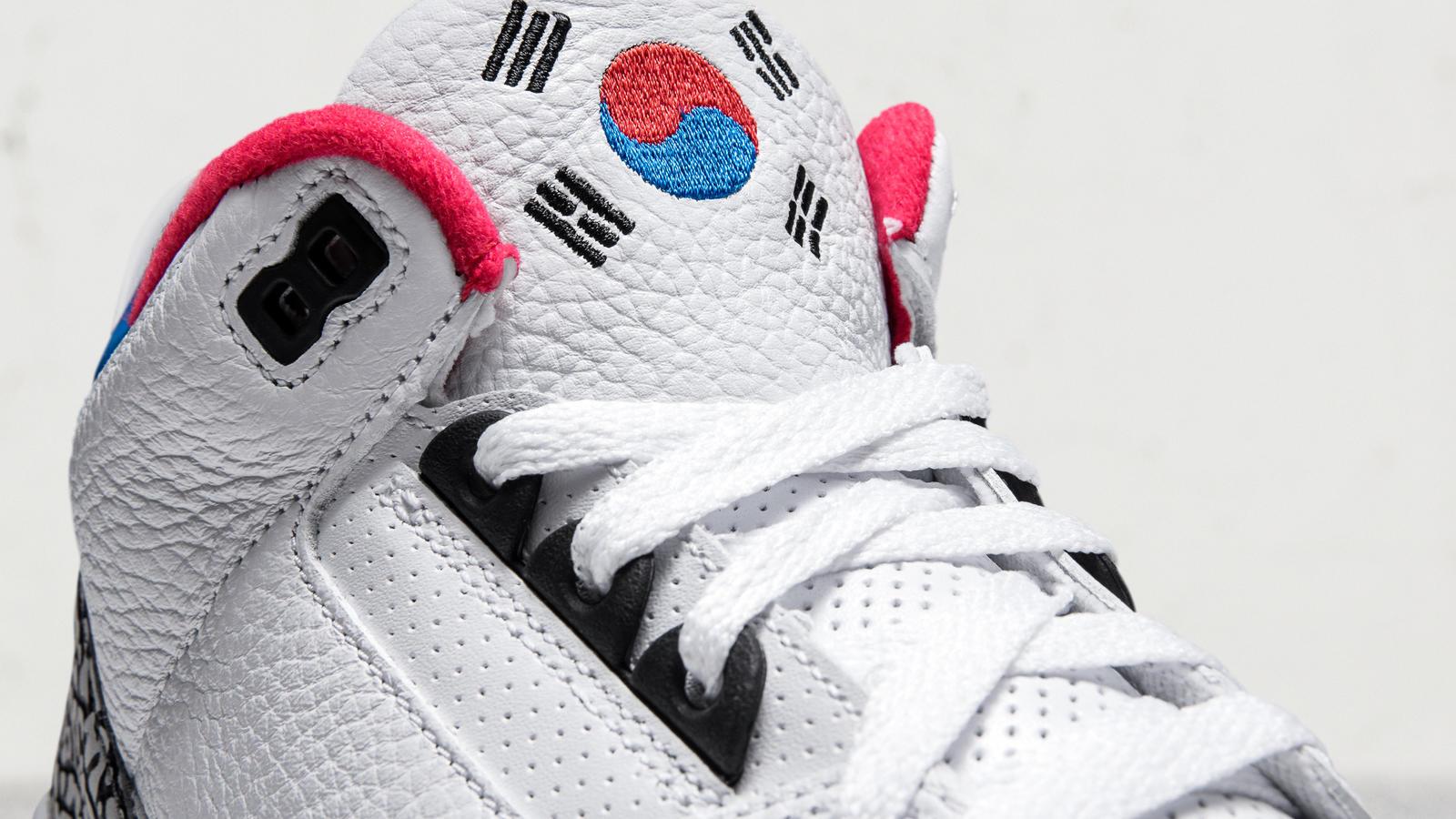 Air Jordan III Seoul  11