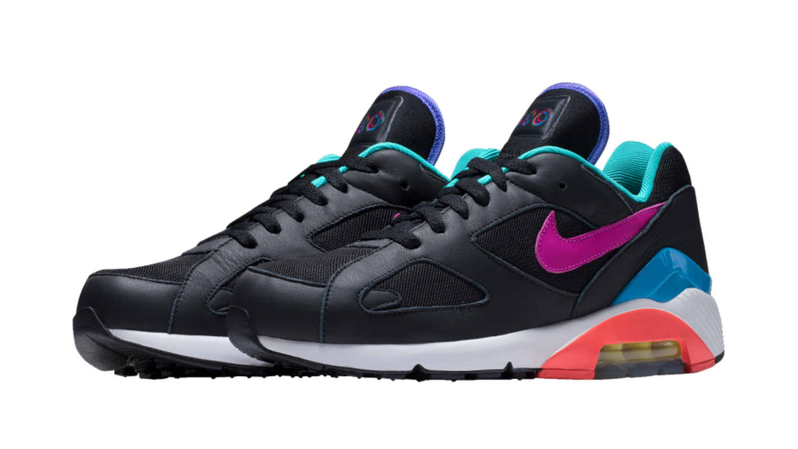 Celebrate the Artistic Legacy of the Air Max 180 Nike News