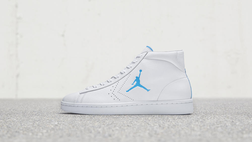 d8463a3b5b04f Converse Birth of Michael Jordan Pro Leather - Nike News