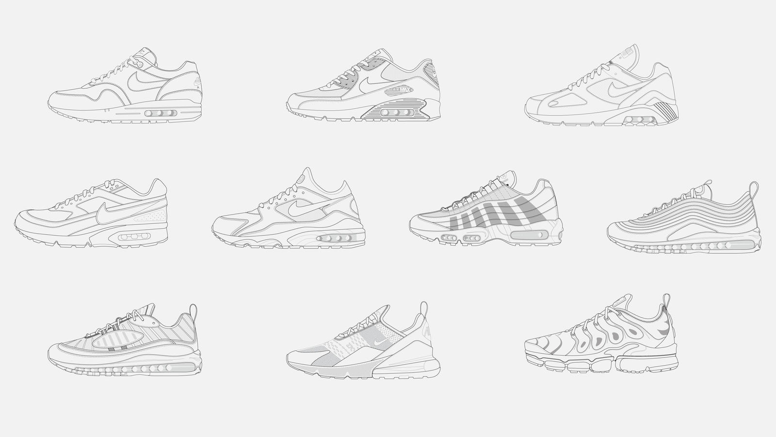 Nike Sneaker Design Workshops Celebrate Air Max Day Nike News