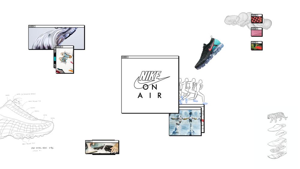 Nike: ON AIR Sneaker Design Workshops