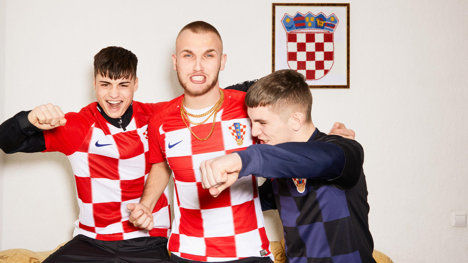 reputable site ae800 7bf83 Check It: Croatia's New Kits Are Bold and Beautiful - Nike News