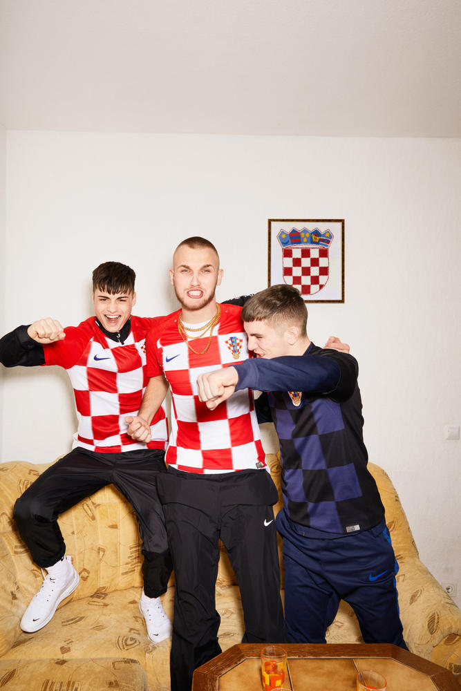 Check It: Croatia's New Kits Are Bold and Beautiful