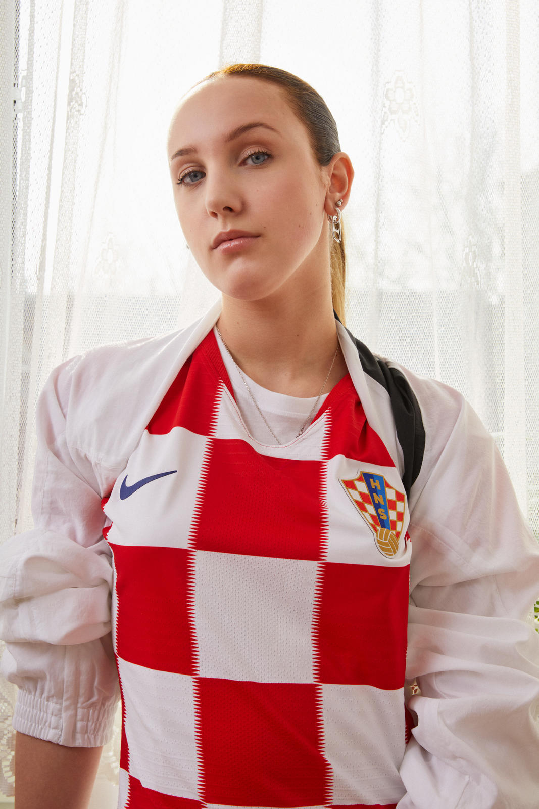 reputable site 30c40 0176b Check It: Croatia's New Kits Are Bold and Beautiful - Nike News