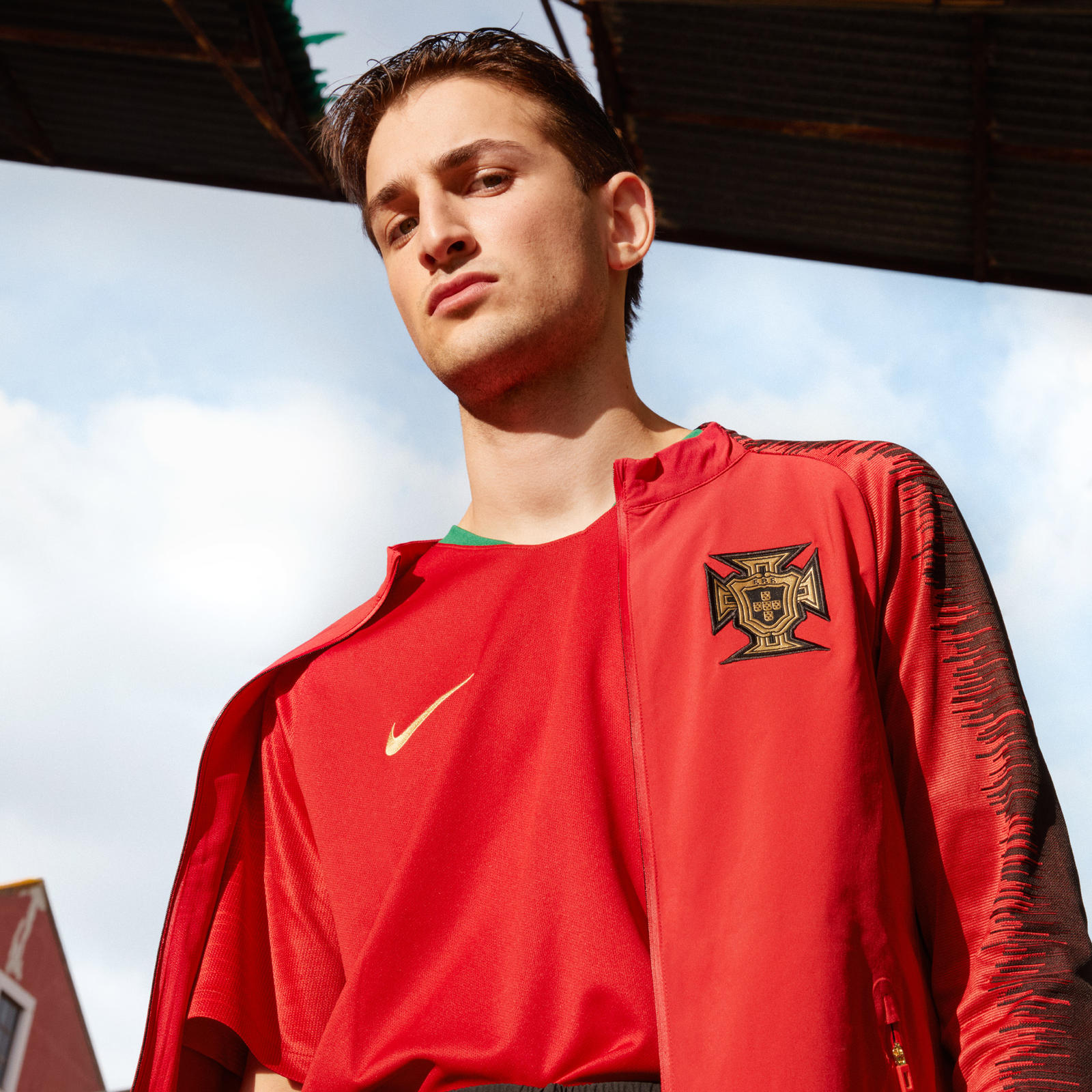 Hail Europe's Kings: Portugal's New Kits Flash Gold and Kinetic Green 8