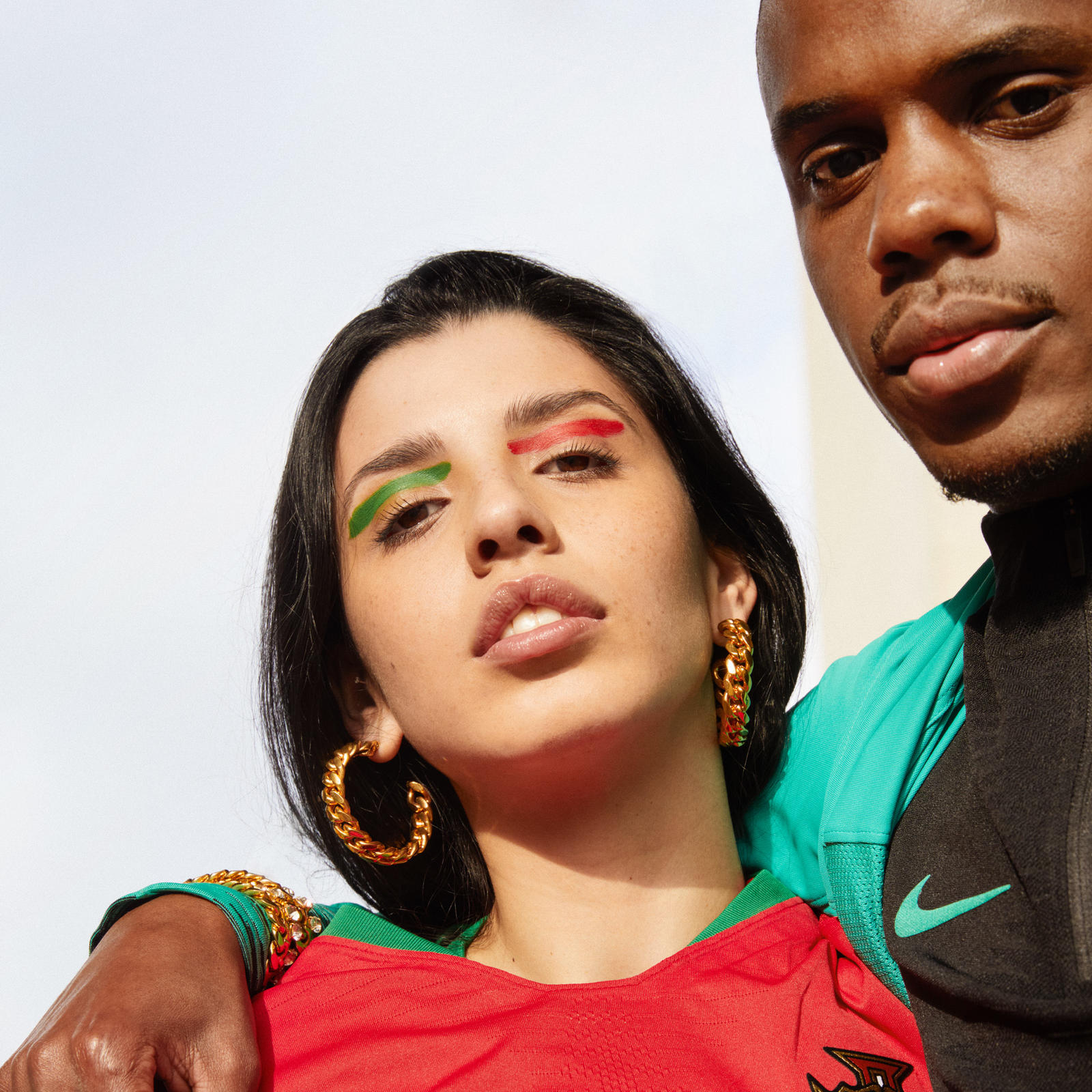 Hail Europe's Kings: Portugal's New Kits Flash Gold and Kinetic Green 10