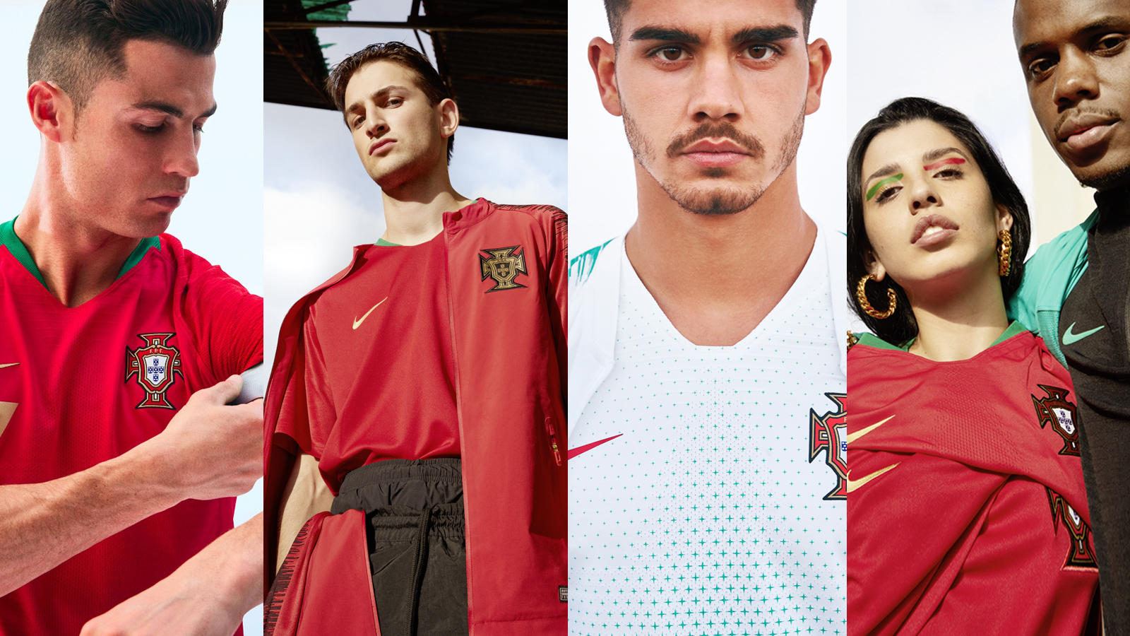 Hail Europe's Kings: Portugal's New Kits Flash Gold and Kinetic Green 27