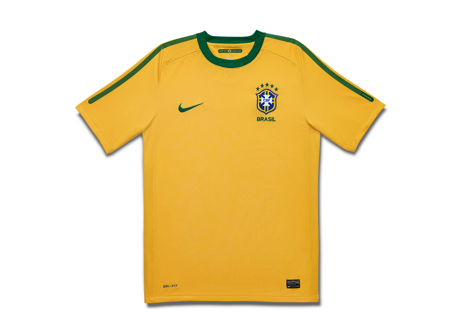 A Retrospective of Brasil's Yellow Jersey 2