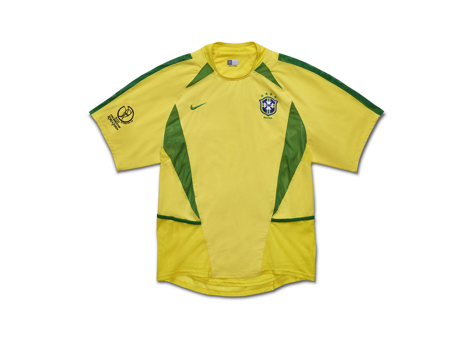 A Retrospective of Brasil's Yellow Jersey 3