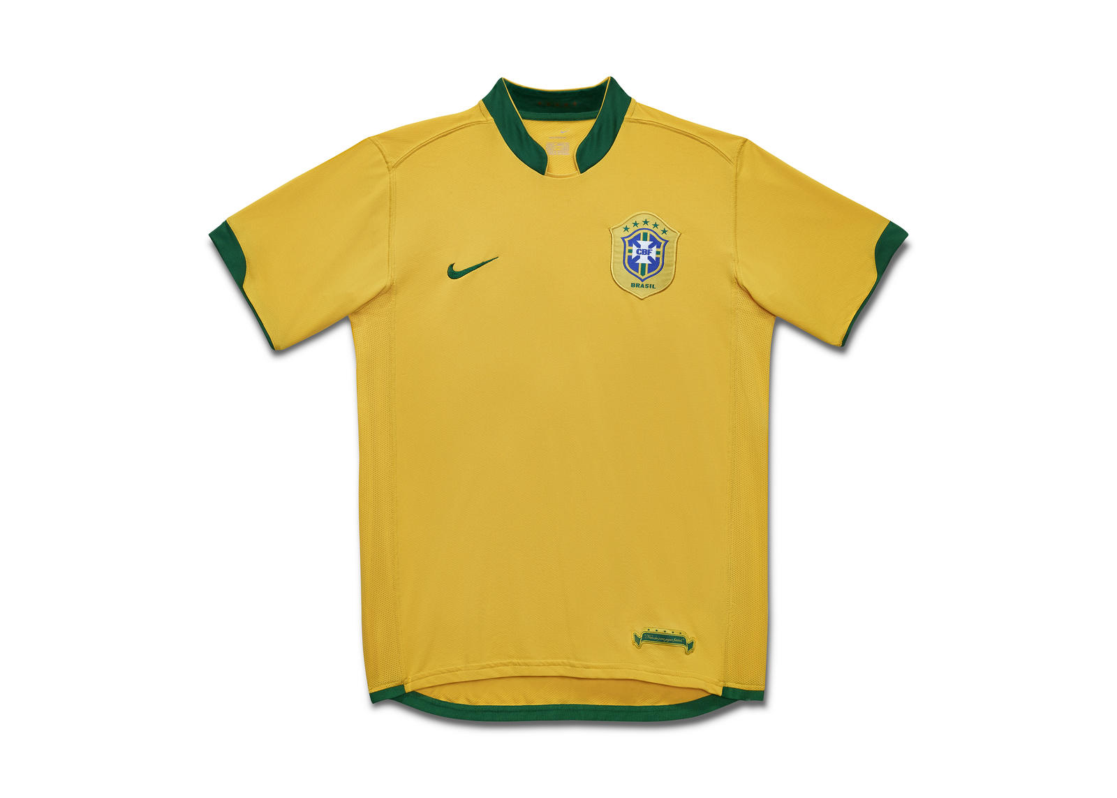 A Retrospective of Brasil's Yellow Jersey 4