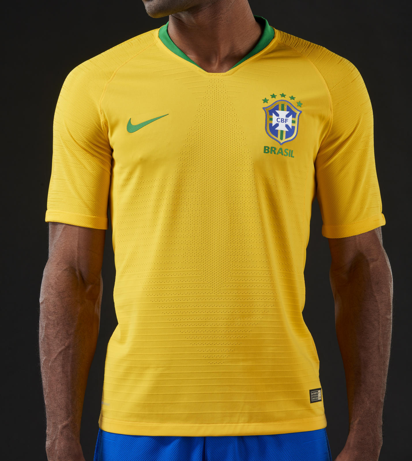 A Retrospective of Brasil's Yellow Jersey 6