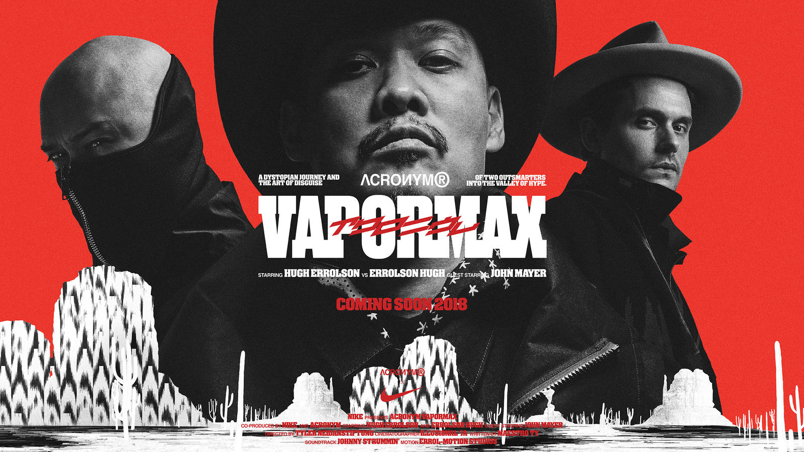 john mayer acronym vapormax