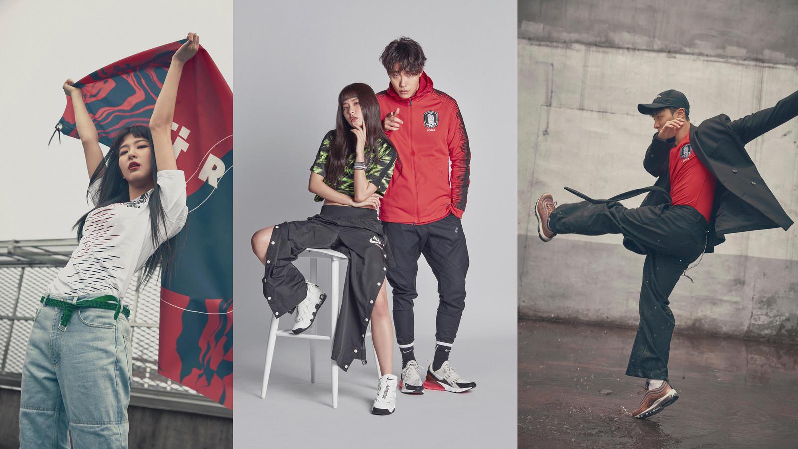 Nike news 2018 korean football association collection hd 1600