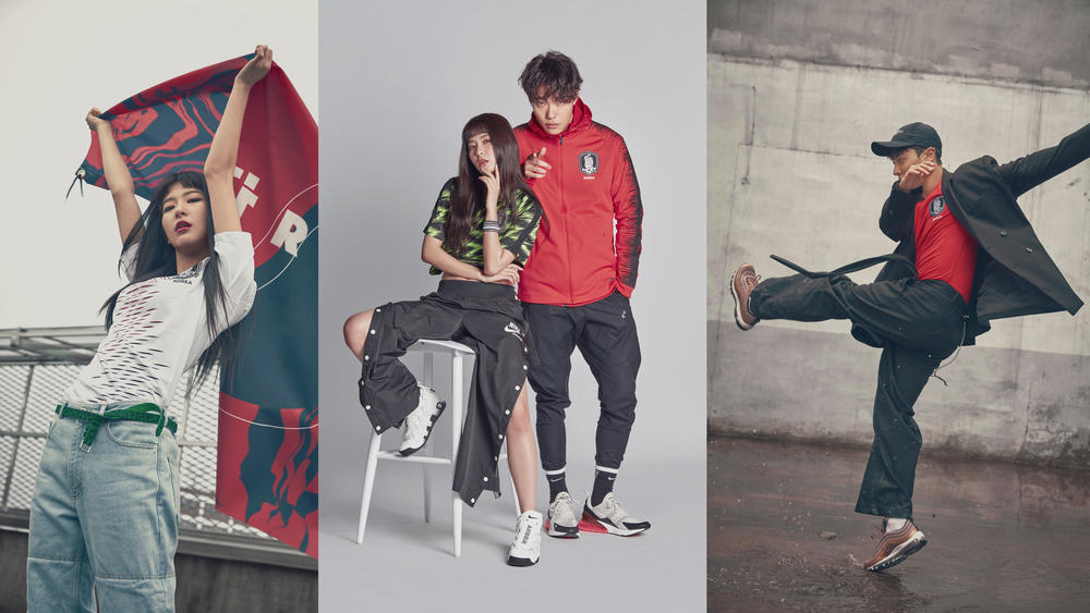 The Red Devils 2018 Collection is So Fresh and So Korea