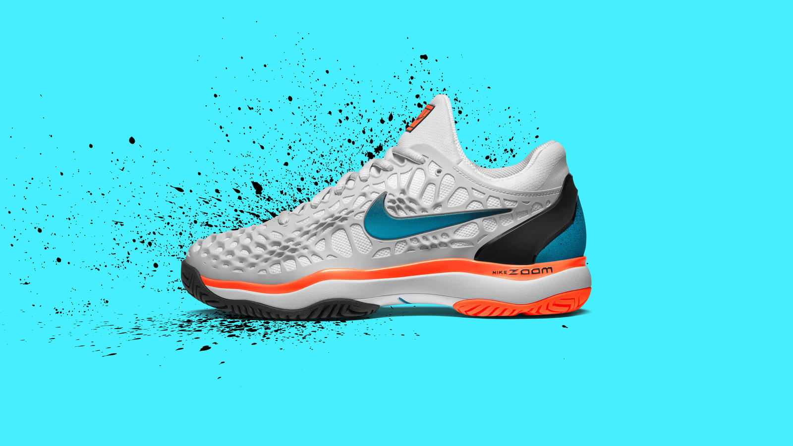 The NikeCourt Fresh Pack  3