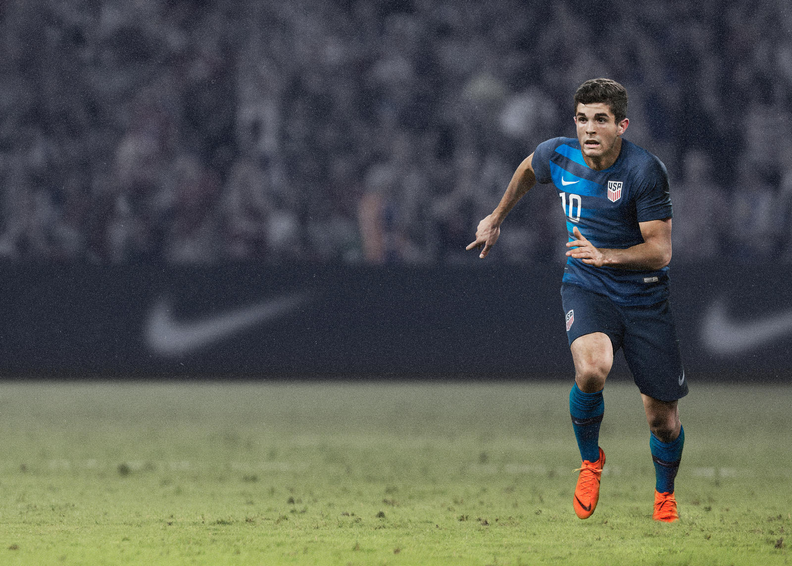 5ad388a8a47 U.S. Soccer s New Generation Prepares for Launch 9. Christian Pulisic in  the 2018 ...