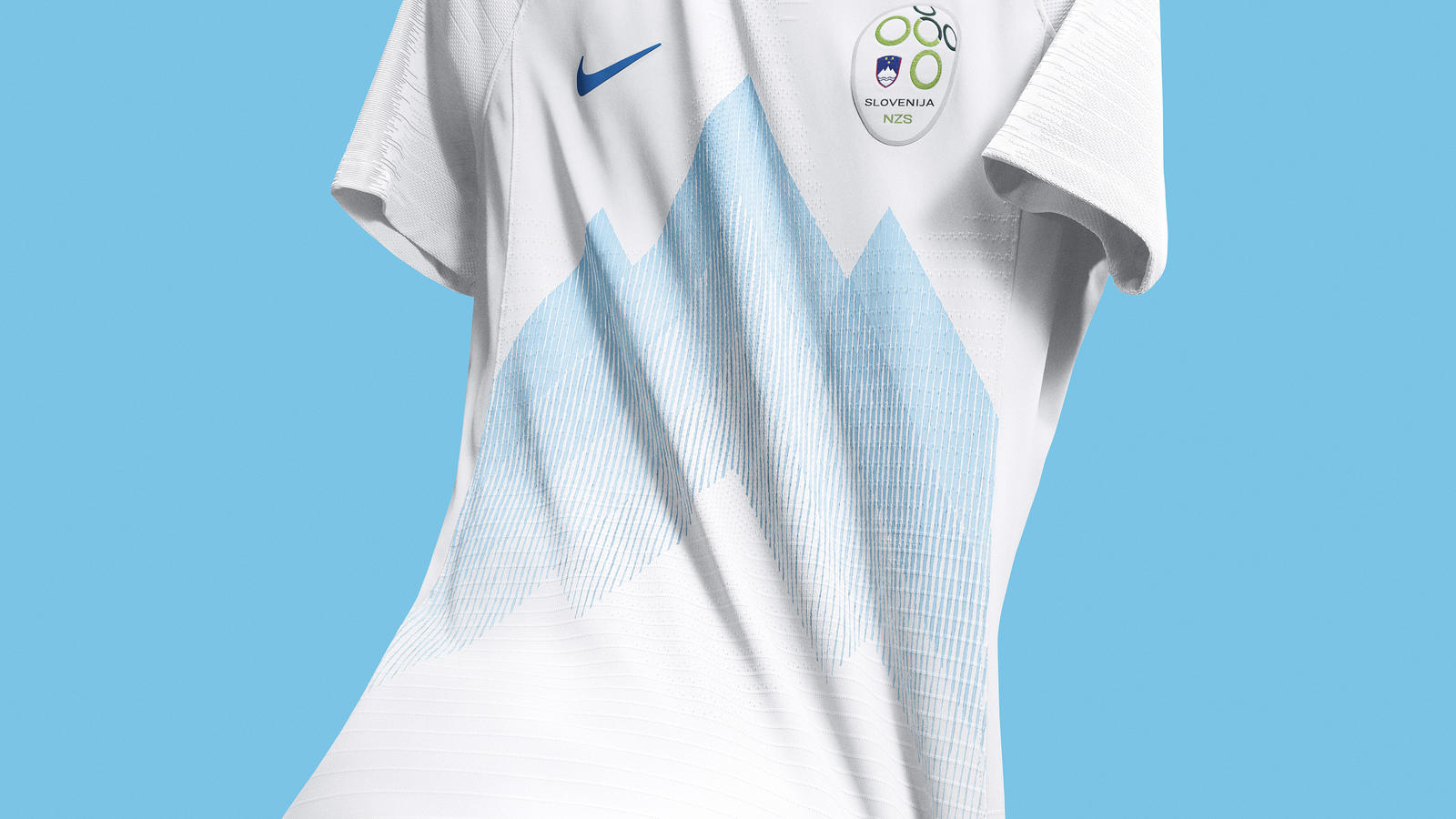 Slovenia home 2018 football kit hd 1600
