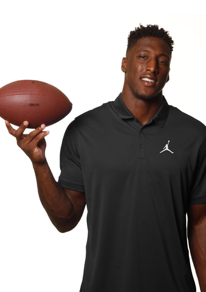 Michael Thomas Joins Jordan Brand Football Roster