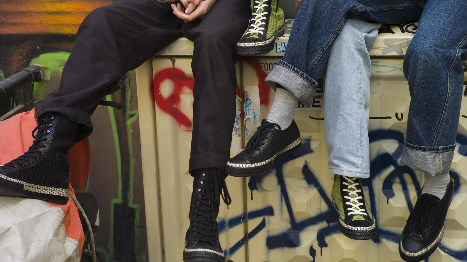 8bd1f7eb277a JW Anderson and Converse Get Imaginative with New Classics - Nike News