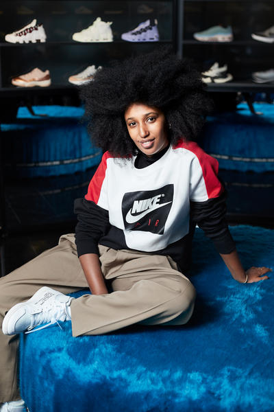 Nike's New Women's Sneaker Boutique, Unlaced, is Online and Puissant