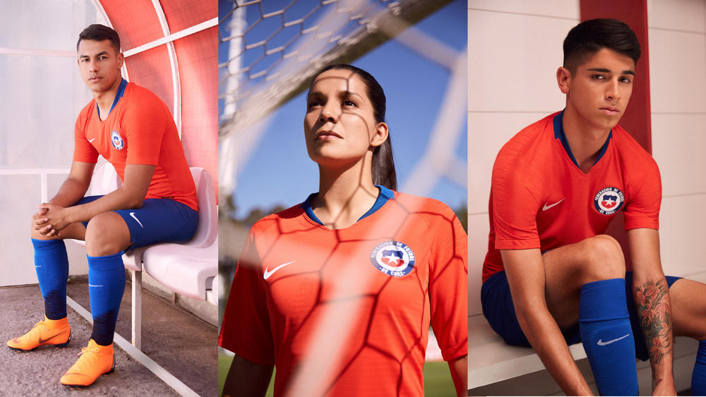 Four Key Design Details in Chile's New Football Collection