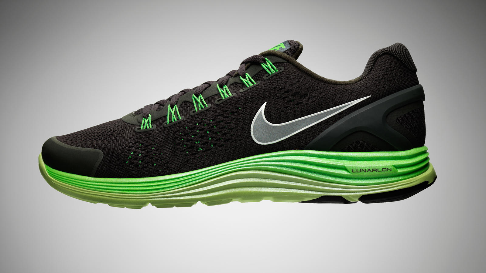 The new LunarGlide+ 4 takes the everyday run to an elite