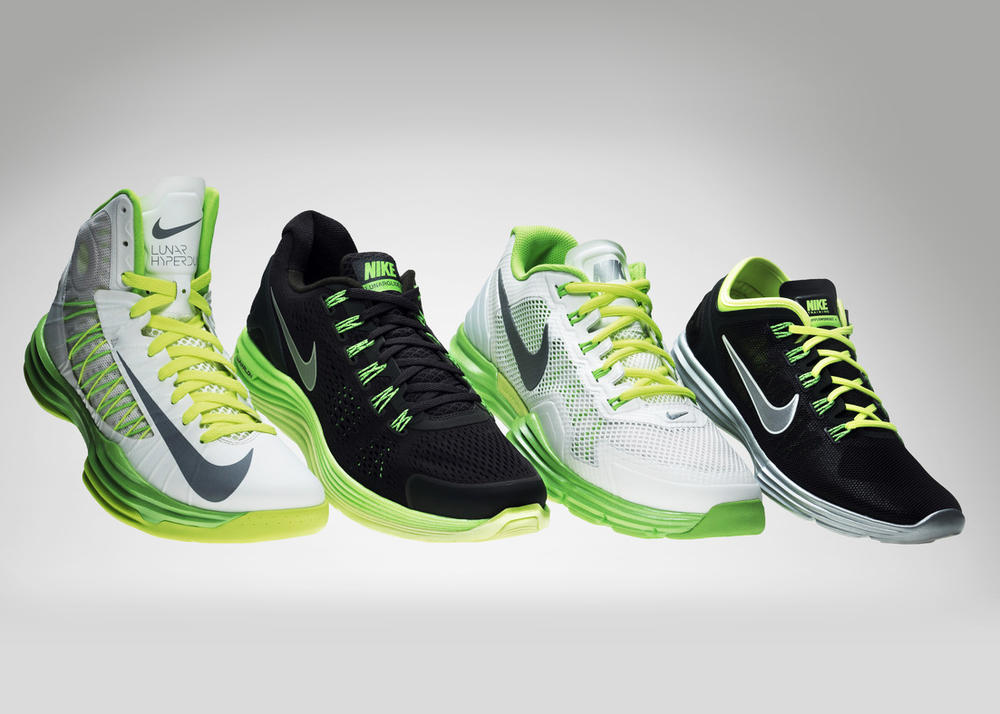NIKE Lunarlon Collection delivers revolutionary cushioning system
