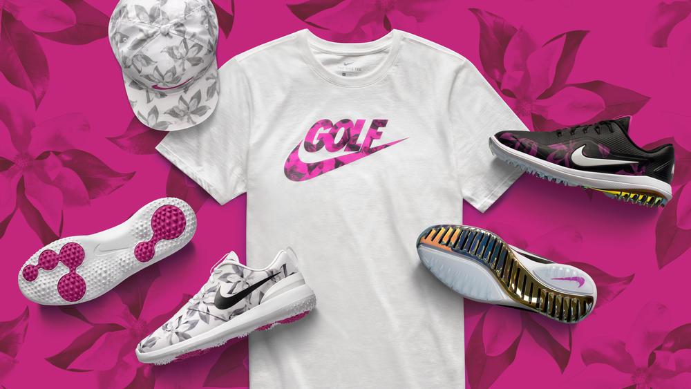 Nike Golf Magnolia Pack Roshe G