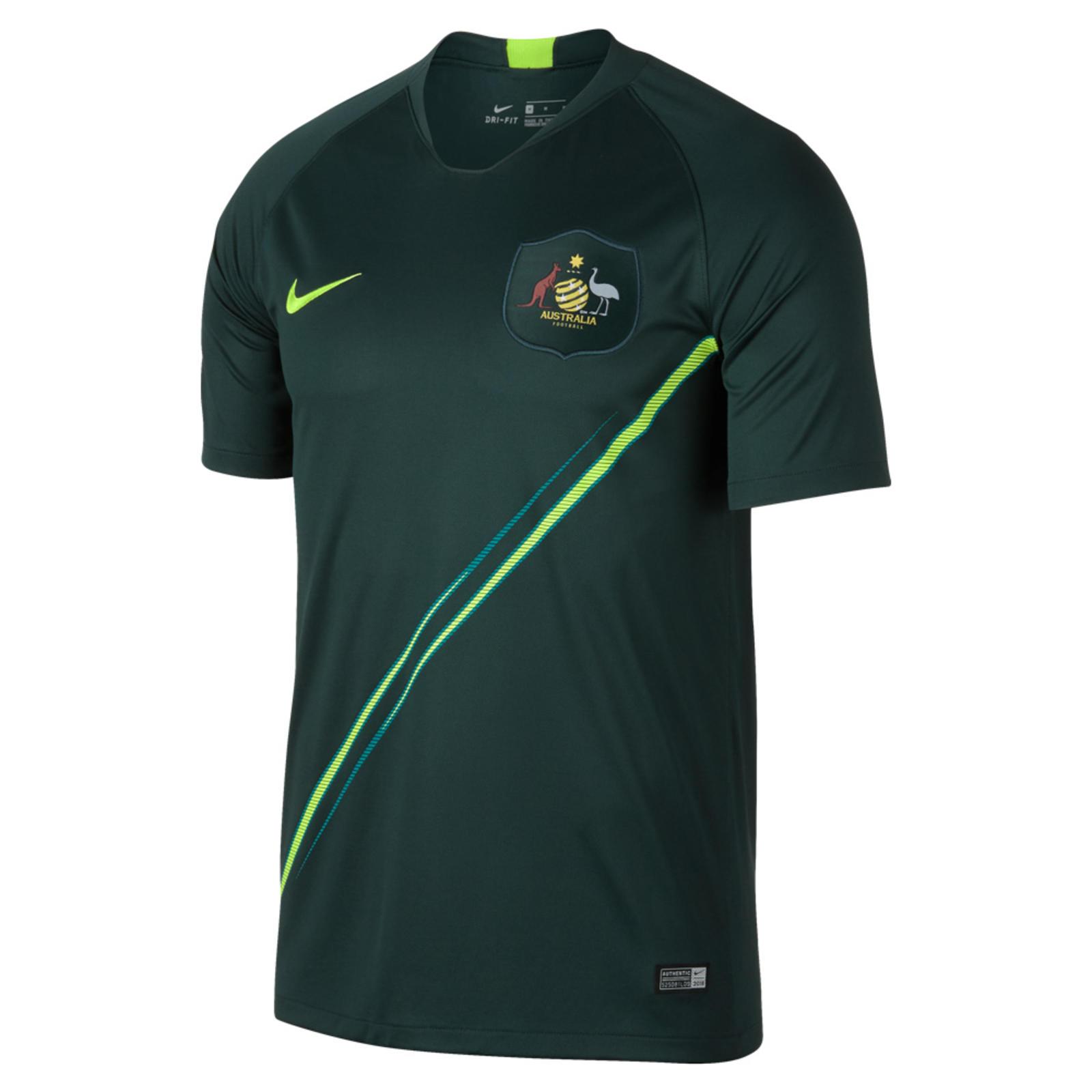 2018 Australia National Team Collection - Nike News ebda2de037262