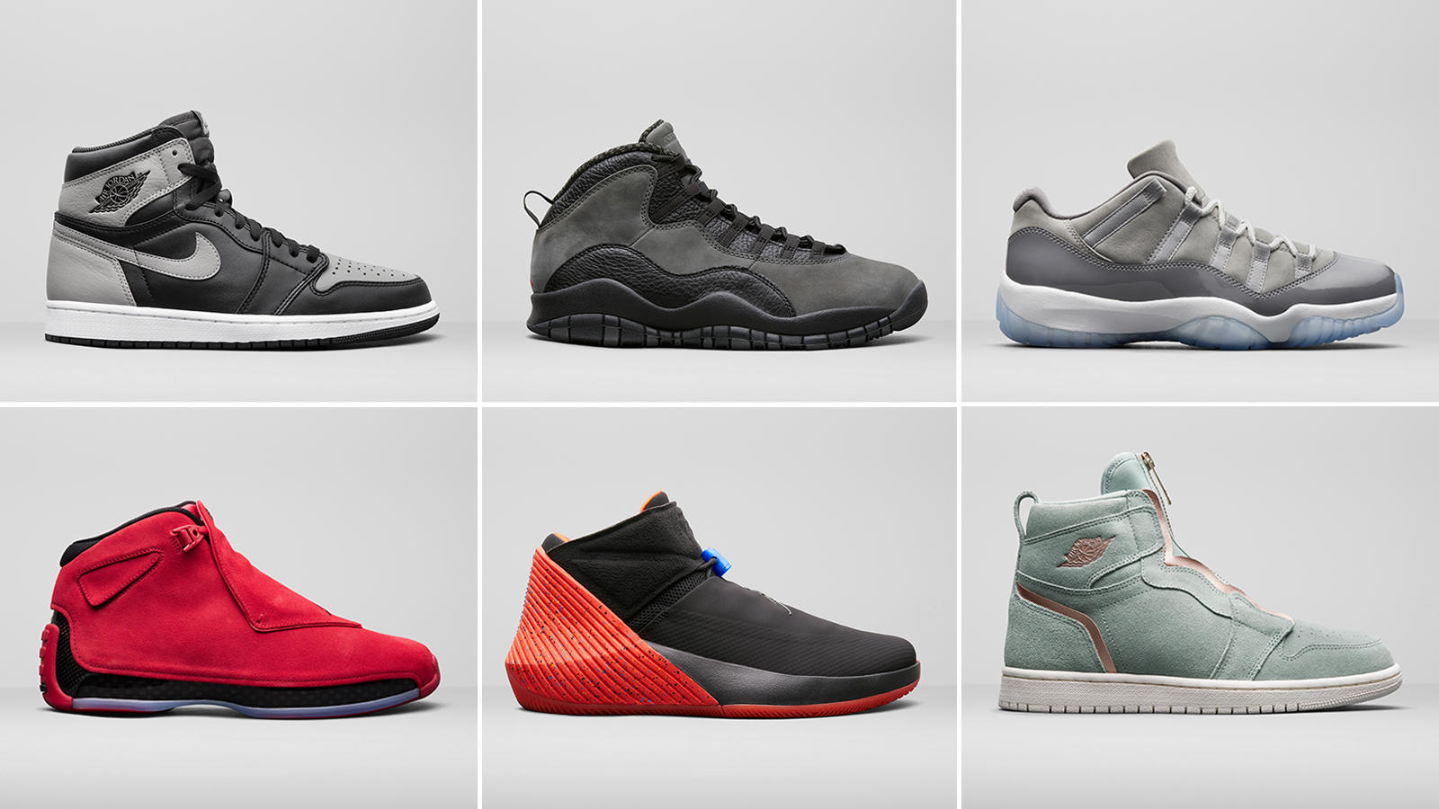 Jordan Brand Unveils Select Styles For Summer 2018 76 56e01f3094e0