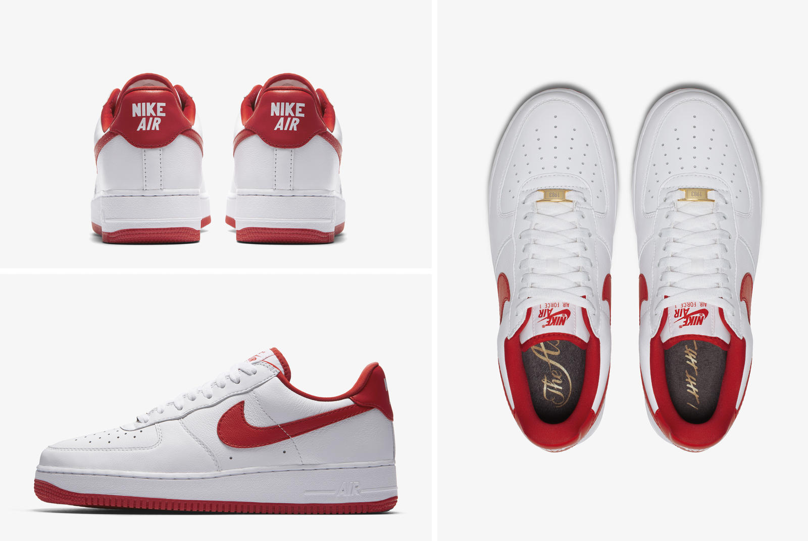 "Moses Malone s retroactive clarvoyance in  83 was the impetus behind the  Nike Air Force 1 Low Retro ""Fo  Fi  Fo. "" It releases May 19. 2155642af842"