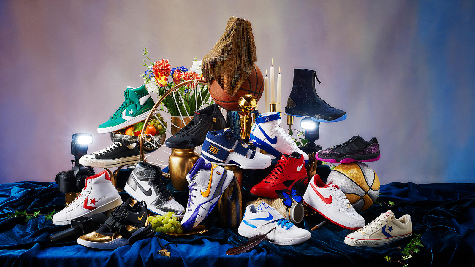 40d954804760 Champions Think in 16  The Moments (and Sneakers) That Define Basketball  Glory 12