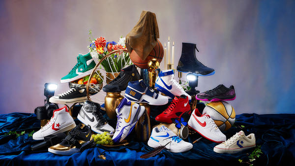b02c759dc3758b Art of a Champion  The Moments (and Sneakers) That Define Basketball Glory  - Nike News
