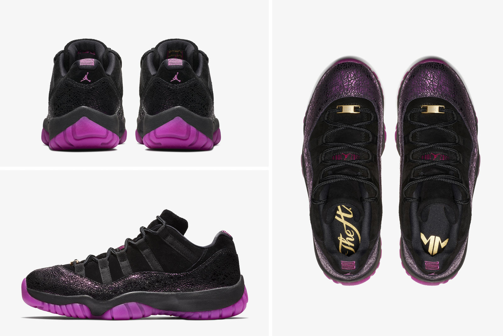 cheaper 6eeee 9bac5 free shipping air jordan 11 retro 356ab 4242f  order in a colorway paying  tribute to maya moores swift acendence in the pro ranks the