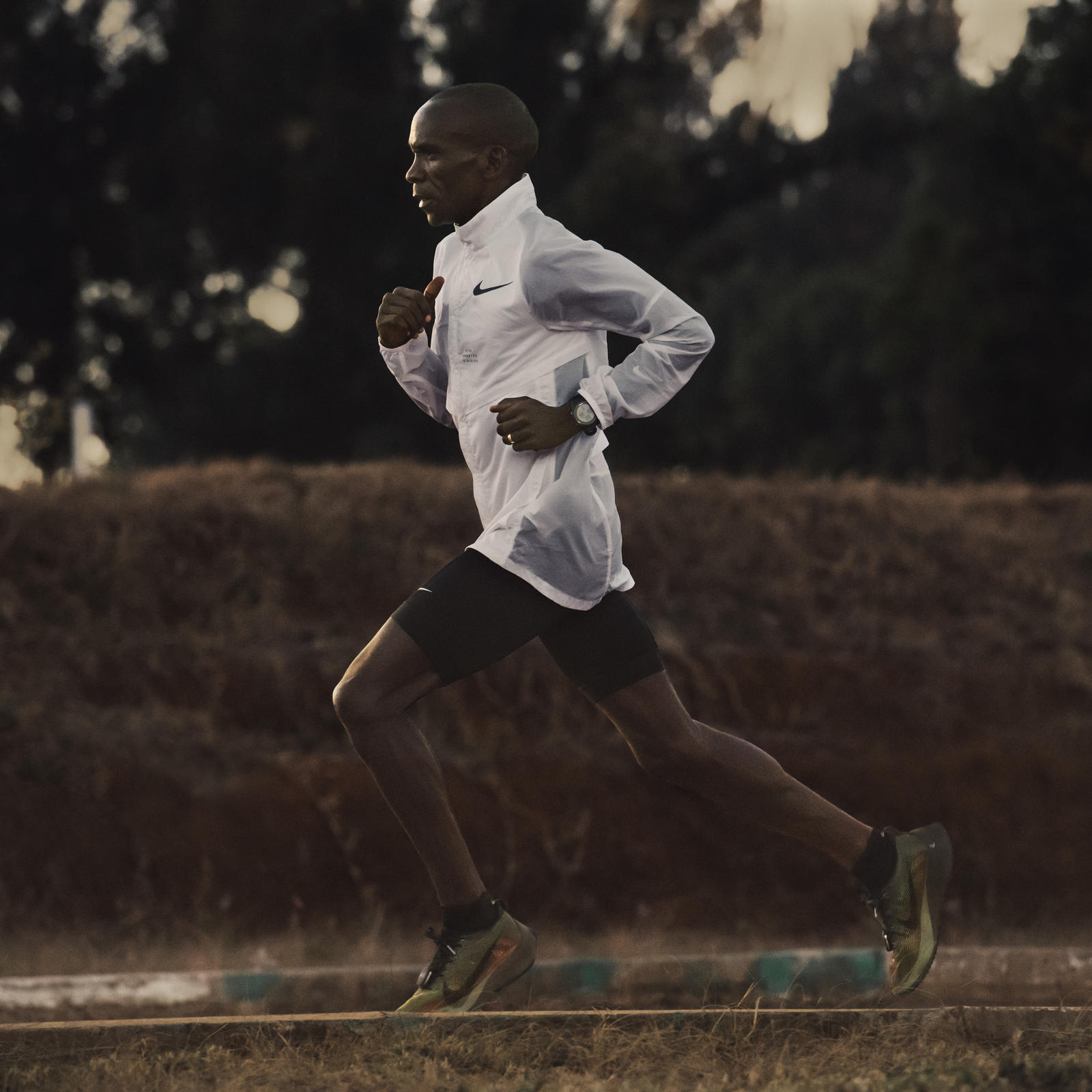 e49145a87b16 How Eliud Kipchoge Helped Perfect Nike s 3D Printing Process For ...