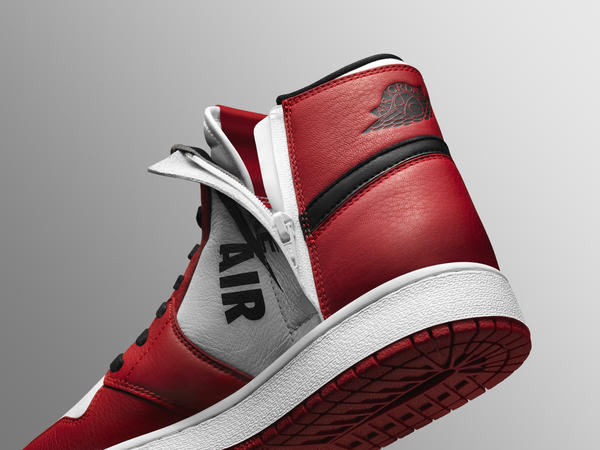 Jordan 22 Red And White Grown Up Womens  cb8df18e7