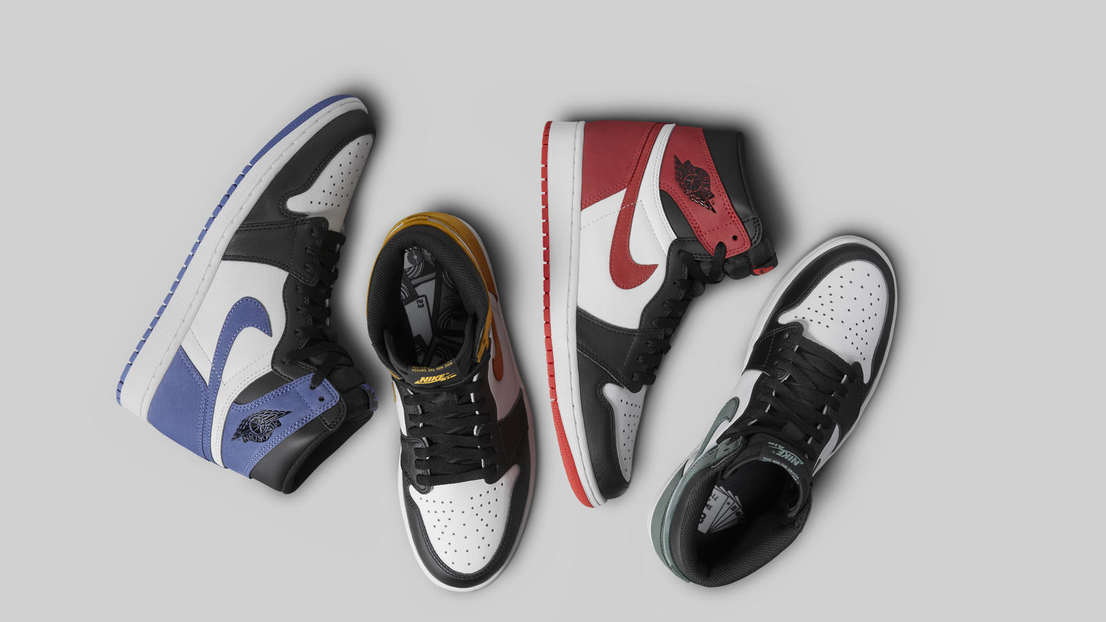 0197b39047d3ec Air Jordan I Best Hand in the Game Collection - Nike News