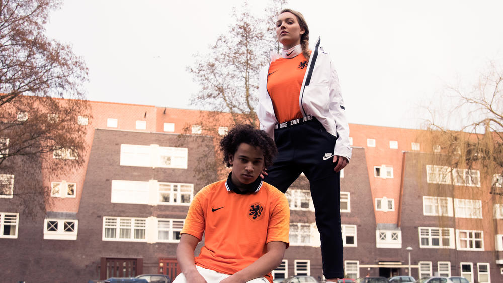 Hup Holland! The Netherland's 2018 Kit Pays Tribute to Total Football