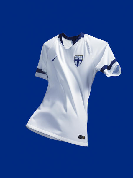 Finland's New Kit is as Serene as a Nordic Landscape
