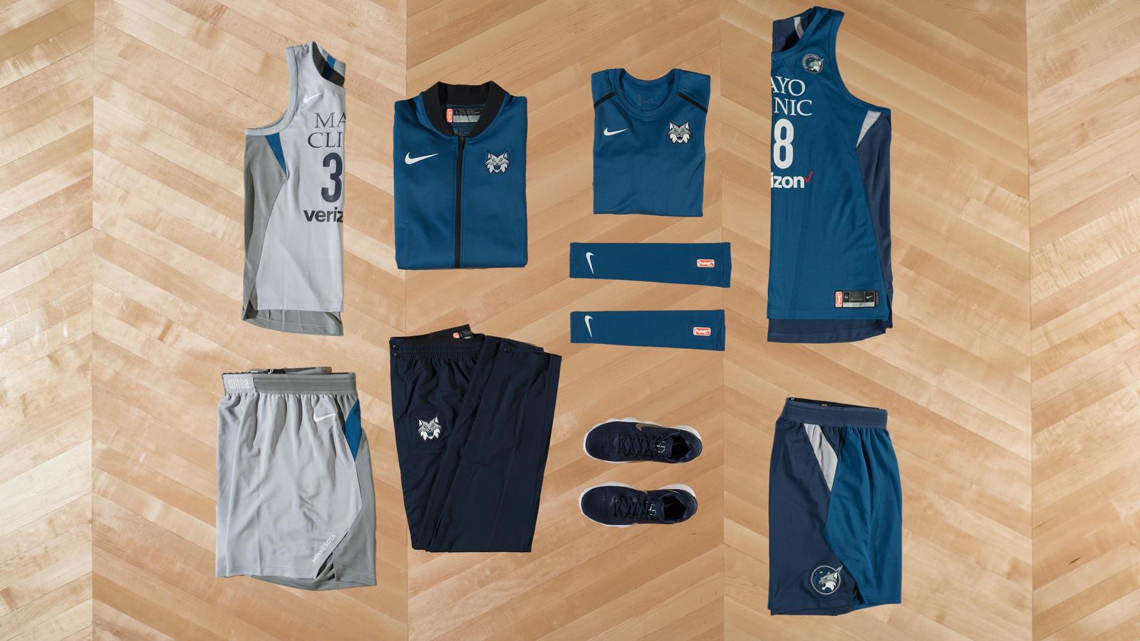 Nike's WNBA Uniforms are Built