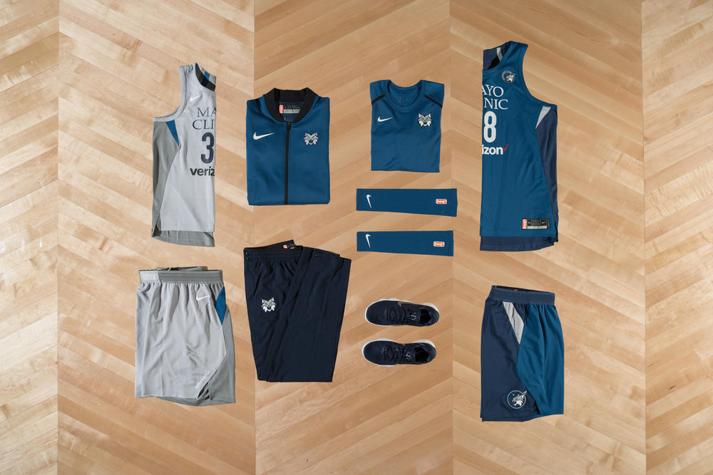 Nike's WNBA Uniforms are Built Specifically for the Game's Elite