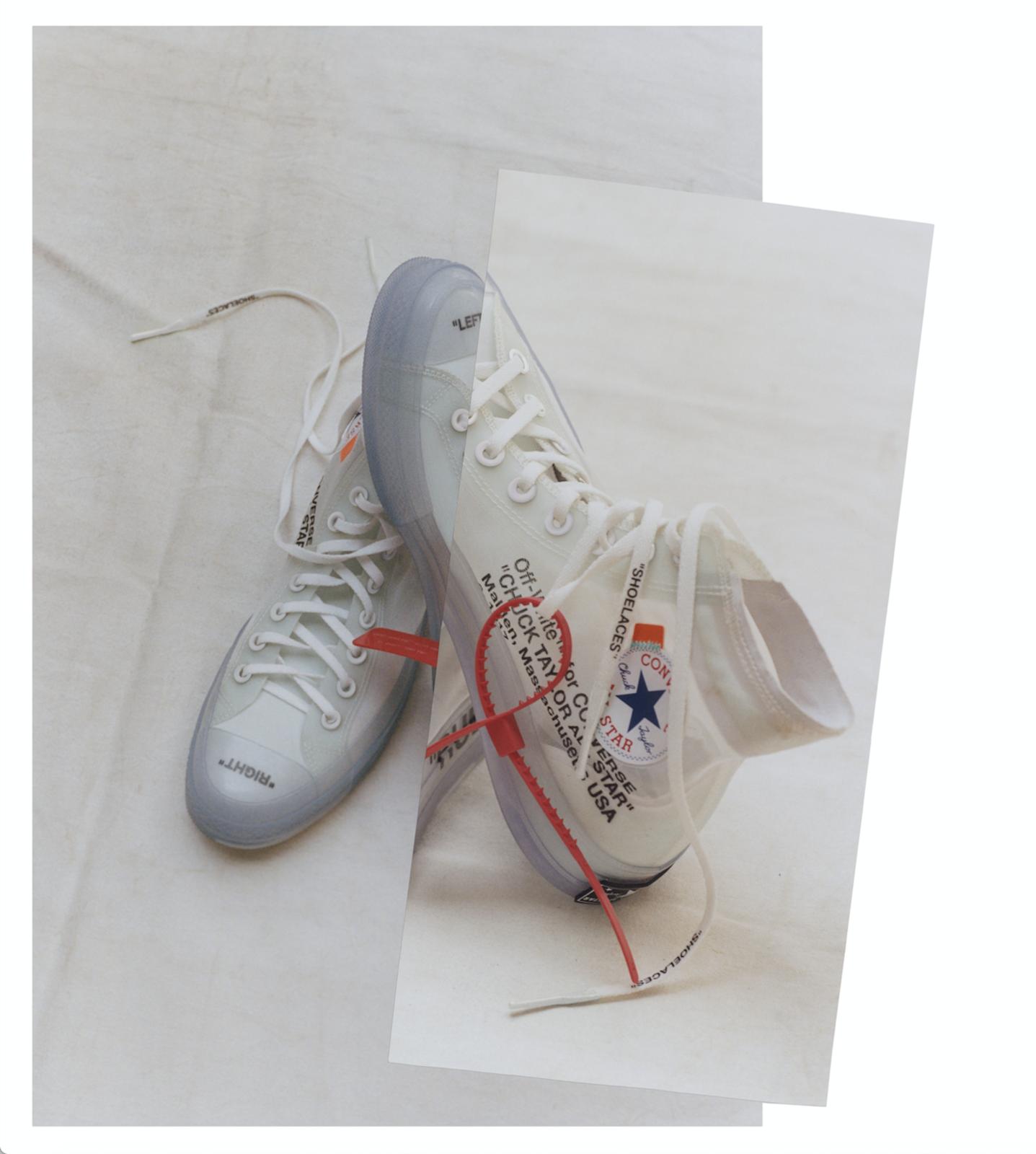 Converse x Virgil Abloh Chuck 70 - Nike