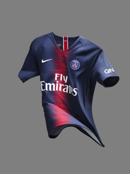Parc Des Princes' Electric Atmosphere Inspires 2018/19 PSG Home Kit 1